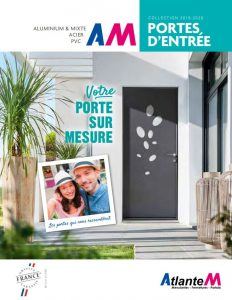 Catalogue porte d'entrée AtlanteM
